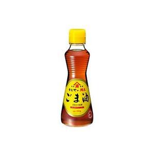 厳選したごまを香ばしく焙煎し、ていねいに搾った香り高いごま油。  ●