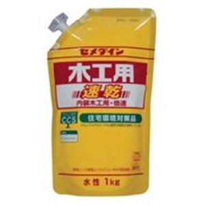 ●使いやすく、安全性の高い水系の接着剤です<br>●木工作・紙工作・手芸など幅広い用途に...