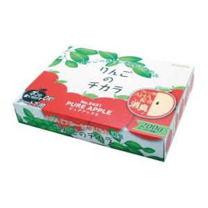 ●りんごの香りとパッケージがかわいいシート下タイプの消臭芳香剤<br>●明るくやさしいピ...