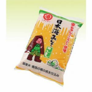 日本海味噌 雪ちゃん パック こしみそ 容量:1kg|yamakishi