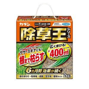 ●ササ、ヨモギ、ススキ、セイタカアワダチソウ、スギナ等いろいろな雑草によく効き、根まで枯らして6ヵ月...
