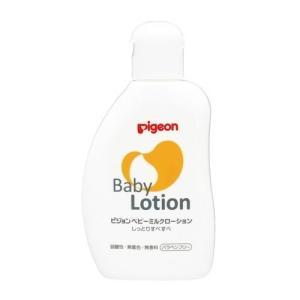 ●赤ちゃんの胎脂に近い保湿成分、「ピジョンベビーリピッド(保湿成分)」を配合したベビーローション&l...