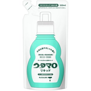 東邦 ウタマロリキッド(洗濯用洗剤) 詰替350ml|yamakishi