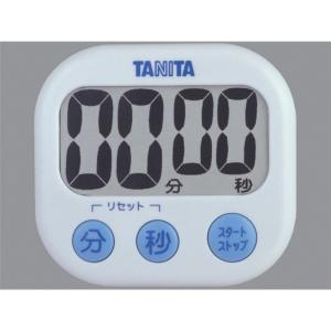 タニタ キッチンタイマー でか見えタイマー TD-384