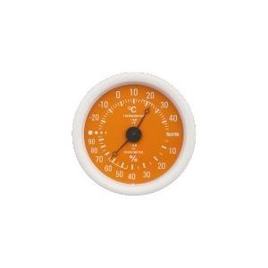 TANITA タニタ 温湿度計 TT-515 (オレンジ)
