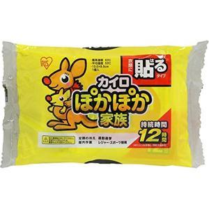 アイリスオーヤマ ぽかぽか家族 貼るタイプ レギュラー(カイロ) 10個入