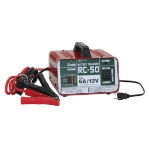 大自工業 バッテリー充電器 RC-50|yamakishi