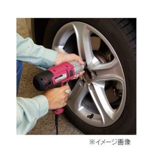 大自工業 メルテック 電動インパクトレンチ AC100V用 ワインレッド FT-50P|yamakishi|03