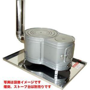 HONMA ホンマ製作所 時計1型薪ストーブ AF-60 12299|yamakishi