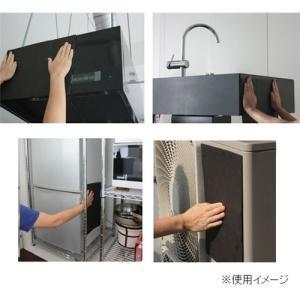 日本特殊塗料 防音一番オトナシート(防音・制振シート 5枚入り) 300×400×厚み1.5mm|yamakishi|03