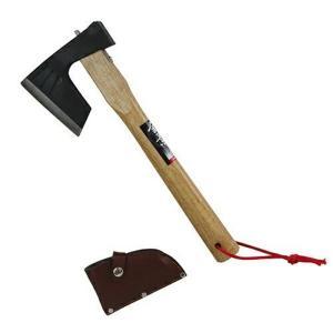 ●小さめの薪を割る作業に最適です ●重量:650g
