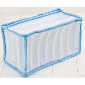●サイズ(約):縦19×横31×高さ15cm ●シューズを傷めずに洗濯機で洗える便利な洗濯ネット。●...