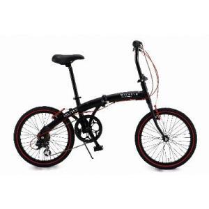 WACHSEN 20インチ アルミフレーム折りたたみ自転車 ...