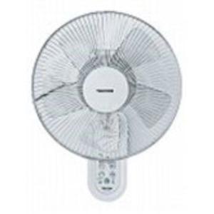 TEKNOS テクノス 30cm壁掛けフルリモコン扇風機 ホワイト KI-W279R|yamakishi