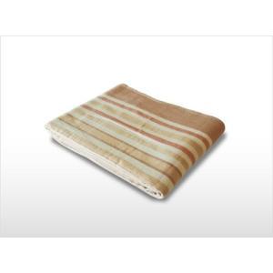 TEKNOS テクノス 洗える掛敷毛布 大判セミダブルサイズ(200×140cm) EM-8012|yamakishi