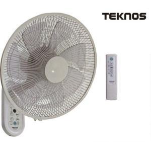 TEKNOS(テクノス) 35cmDCモーター壁掛け扇風機 KI-DC366
