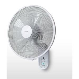 TEKNOS テクノス フルリモコンDC壁掛け扇風機  ホワイト 40cm5枚羽根 KI-DC477|yamakishi