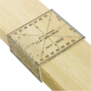 ラクダ ツーバイフォー定規(2×4材定規) 1...の関連商品4