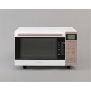 アイリスオーヤマ オーブンレンジ 18L フラットテーブル MO-F1801-WPGの画像