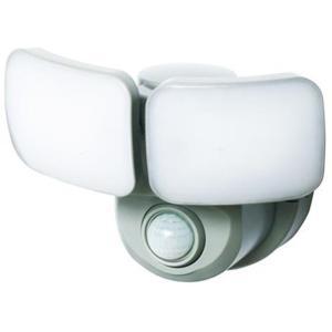 オーム電機 LEDセンサーライト 2灯式 OSE-LS800の商品画像|ナビ