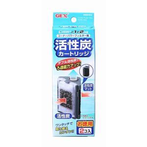 ジェックス コーナーパワーフィルター用 活性炭...の関連商品4