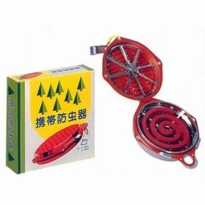 富士錦 コダマ 携帯防虫器 森林香・パワー森林香用