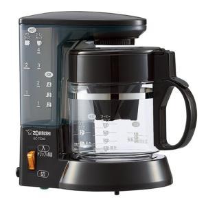 象印 コーヒーメーカー 珈琲通(4杯分用) EC-TC40-TA(ブラウン)|yamakishi