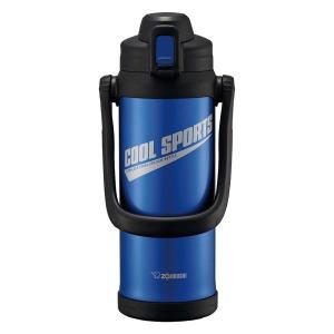 象印 ステンレス クールボトル TUFF 2.0L ブルーブラック SD-BC20 BB