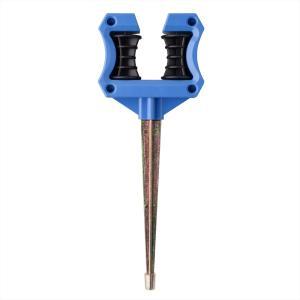 ●サイズ:約W108×D38×H335mm ●ホースのひっかかりやを解消する便利なアイテムです ●重...
