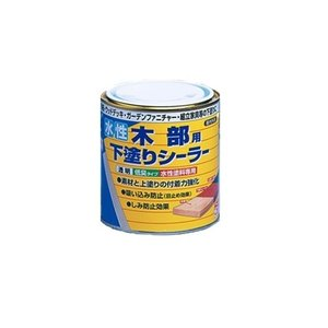 ニッペホームペイント 水性木部用下塗りシーラー 0.2L|yamakishi