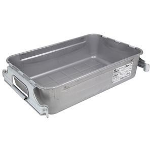 ●水や油などの液体漏れの心配がない、継ぎ目なしの一体絞り成型ボックスです。<br>●機械...