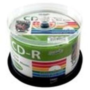 ●CD-R データ用  ●書込速度:2-52倍速対応●記録容量:700MB●枚数:50枚●盤面:ワイ...