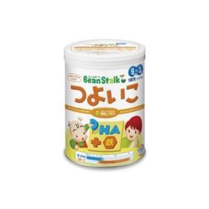 ビーンスターク つよいこ 粉ミルク ネオミルク 大缶 820g|yamakishi