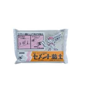 サンホーム セメント粘土 高粘度・コンクリート充填補修材 灰色 1.3kg BDG1.3 yamakishi