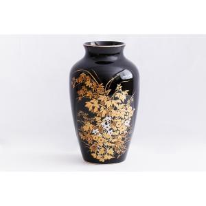 国産 陶器 花瓶 ■ 菊草 7寸 ■ 仏壇 お盆 お彼岸 お墓参り 供養|yamako-showten