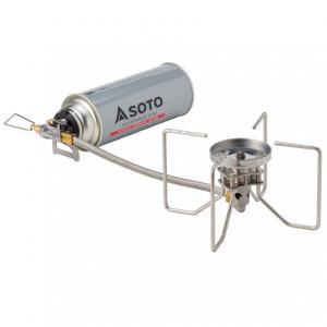 ≪レギュレーターストーブ FUSION(フュージョン) ST-330≫ マイクロレギュレーターを搭載...