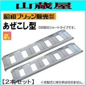昭和ブリッジ アルミブリッジ あぜごし用 SB-120-30-1.0(1セット2本)|yamakura110