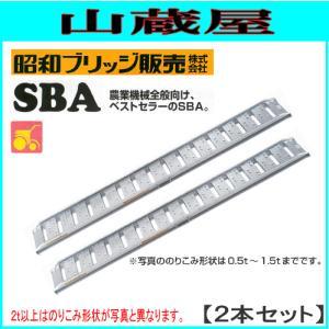 昭和ブリッジ アルミブリッジ SBA-240-30-1.0(1セット2本)|yamakura110