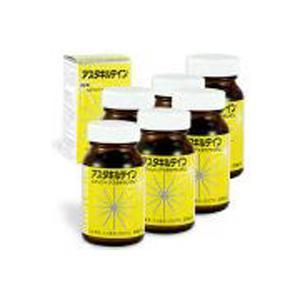 アスタキサンチン 目のトータルバランスサプリメント アスタキサンチン・ルテイン配合 アスタキルテイン6瓶セット|yamamedi