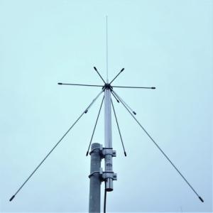 DA1500 70MHz〜1500MHzディスコーンアンテナアンテナ エーオーアール(AOR)|yamamoto-base