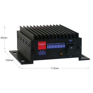 GCR500 DC-DCコンバーター ダイヤモンドアンテナ(第一電波工業)|yamamoto-base