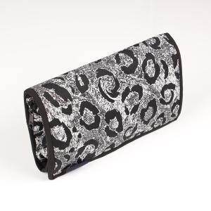 縫製箱 縫製道具入れ バック 手芸 BOHIN ボアン ソーイングバッグ シックな白黒カラーのバック 収納 06437|yamamoto-excy