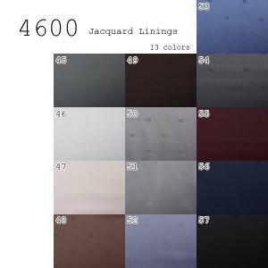 生地 10cmカット対応 先染め甲州織ジャガード裏地 EXCYオリジナル小紋柄 13色展開 (4600)