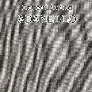 芯地 10cmカット対応 イタリアより直輸入 メンズジャケット用毛芯 (ADAMELLO)|yamamoto-excy