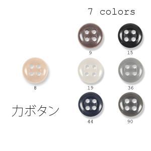 力ボタン チカラボタン 裏ボタン (4つ穴)|yamamoto-excy