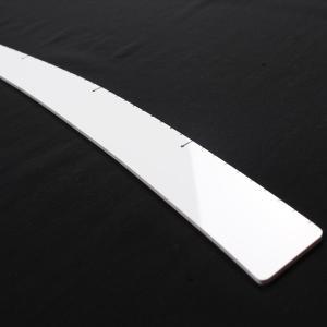 カーブ尺 縫製道具 テーラーナマコ メンズスーツのパターン作成に 角でフラップのカーブも描ける 参考説明書付き ナマコ尺 2規格展開 EXCYナマコ yamamoto-excy