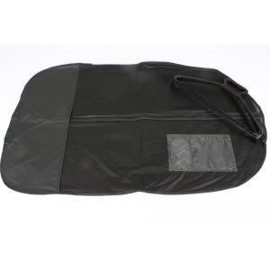 ガーメントバッグ ツーリストバッグ テーラーバッグ ハンガー セット 片面不織布 黒 MPO-B/99|yamamoto-excy