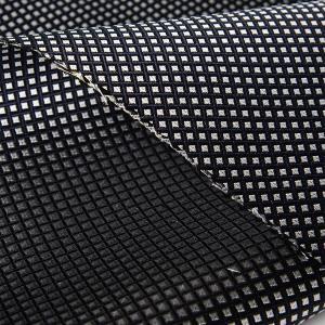生地 手芸 フォーマル生地 50cm単位カット対応 国産チェック柄 シルク100%|yamamoto-excy