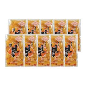 からし明太風数の子【100g×10個】  青森 お土産 手土産 ご飯のお供 人気 美味しい お取り寄せ グルメ 漬物 酒の肴 おつまみ 東北 yamamoto-foods
