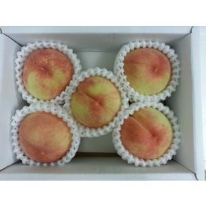 九州産の桃 1箱